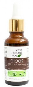 Aloes Organic koncentrat 30ml